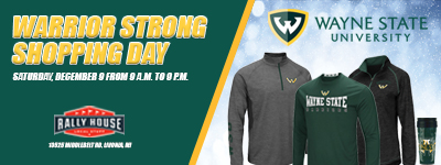 Warrior Strong shopping day at Rally House