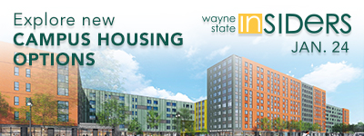 Wayne State Insiders explore new campus housing