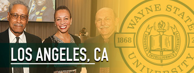 Los Angeles Presidential Alumni Reception