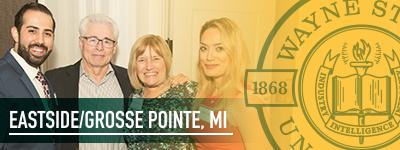 Eastside/Grosse Pointe Presidential Alumni Reception
