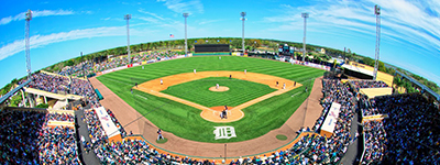 Detroit Tigers vs. New York Yankees Spring Training Game