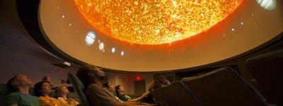 Public Planetarium Show