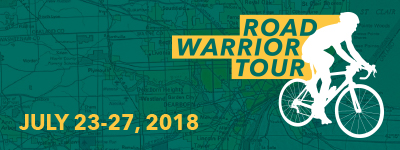 2018 Road Warrior Cycling Tour