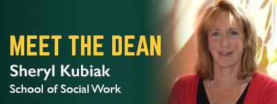 Meet the Dean: School of Social Work