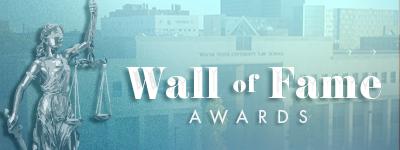 Wayne Law Alumni Wall of Fame Awards