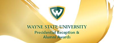 Detroit Presidential Reception and Alumni Awards