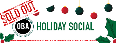 OBA Holiday Social