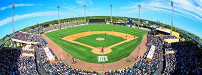 Alumni Outing — Detroit Tigers vs. Washington Nationals