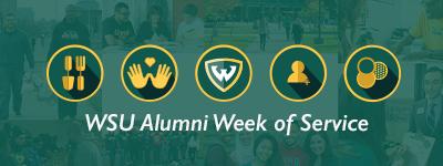WSU Alumni Day of Service