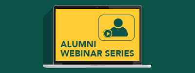 "Alumni Webinar Series: ""Personal Branding: Embracing Your Authentic Self to Stand Out and Thrive"""