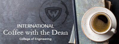 Global Engineering Education - Going the Distance - Coffee with the Dean of Engineering