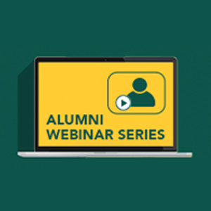 """Alumni Webinar Series: """"The Empathy Edge: Why Compassion Fuels Leadership Success and How to Build Your Empathy Muscle"""""""