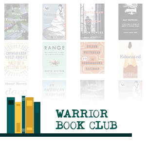 """Warrior Book Club (Jan.-March): """"Haben: The Deafblind Woman Who Conquered Harvard Law"""""""
