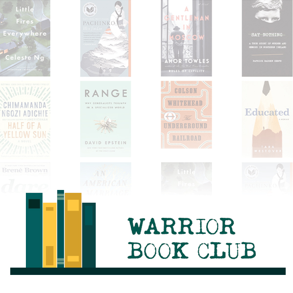 Warrior Book Club: The Midnight Library