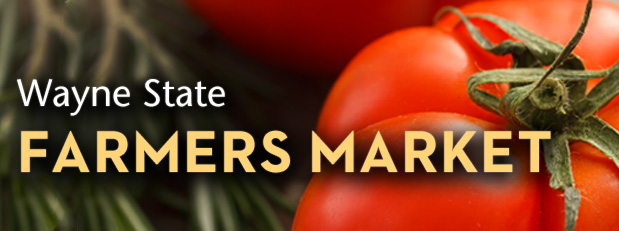 First Farmers Market of the season is June 5