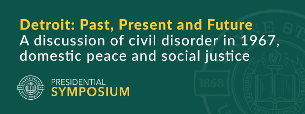 Join us on October 3 for this Presidential Symposium