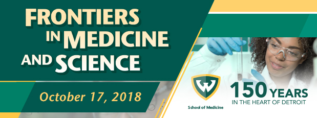 Symposium on the Frontiers in Medicine and Science