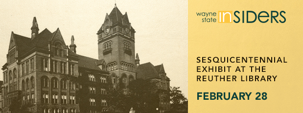See Wayne State's role in shaping the legacy of Detroit and our nation.