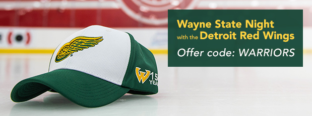 First-ever Wayne State Night at Little Caesar's Arena