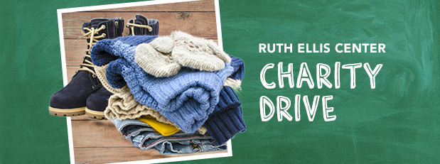 2nd Annual Charity Drive for the Ruth Ellis Center