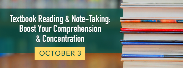 Textbook reading & note-taking