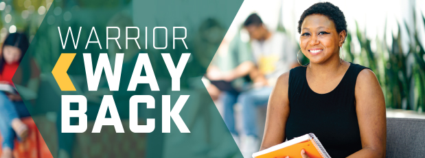 Warrior Way Back Information Session on June 28
