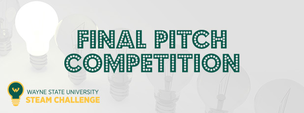 On March 25, see the STEAM final pitch competition