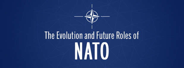 The evolution and future roles of NATO | July 25