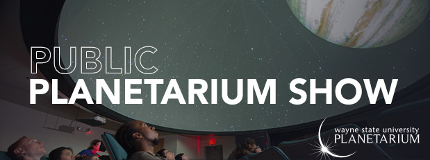 RSVP for a Friday night at the planetarium | Sept. 6