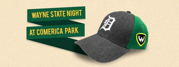 WSU night at Comerica Park | September 24