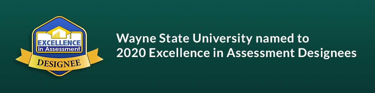 2020 Excellence in Assessment virtual award ceremony | Dec. 3