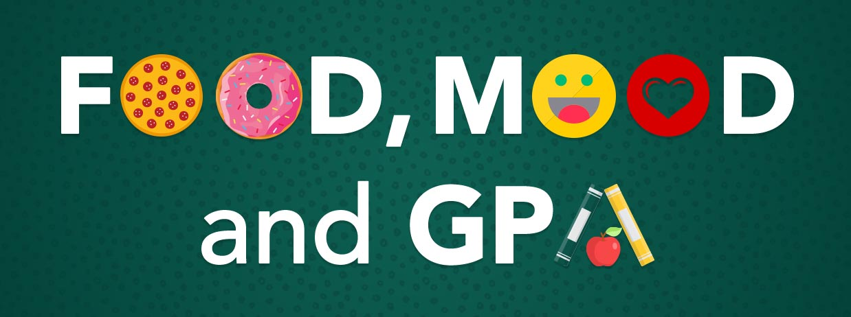 Food, mood and GPA | June 10