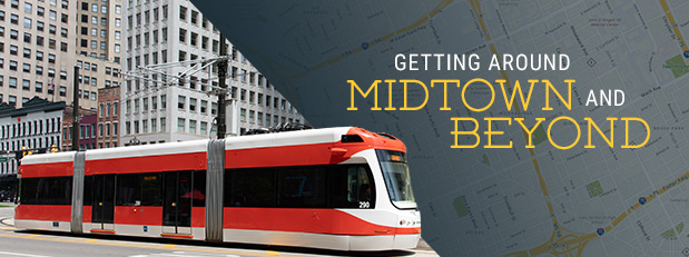 Find out more about ways to get around Motown | Feb. 4