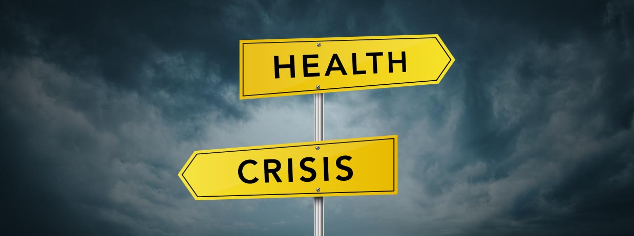 Chaos at the intersection of crisis and health | June 8