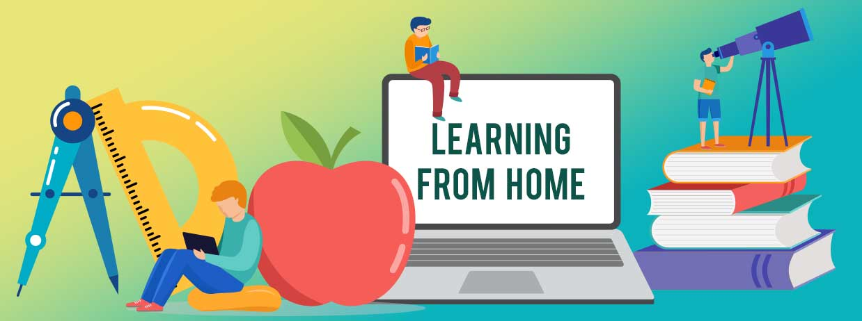 Wellness while learning from home | May 27